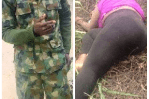 Soldier commits suicide after killing wife