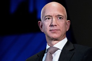 Jeff Bezos accuses tabloid National Enquirer of blackmail