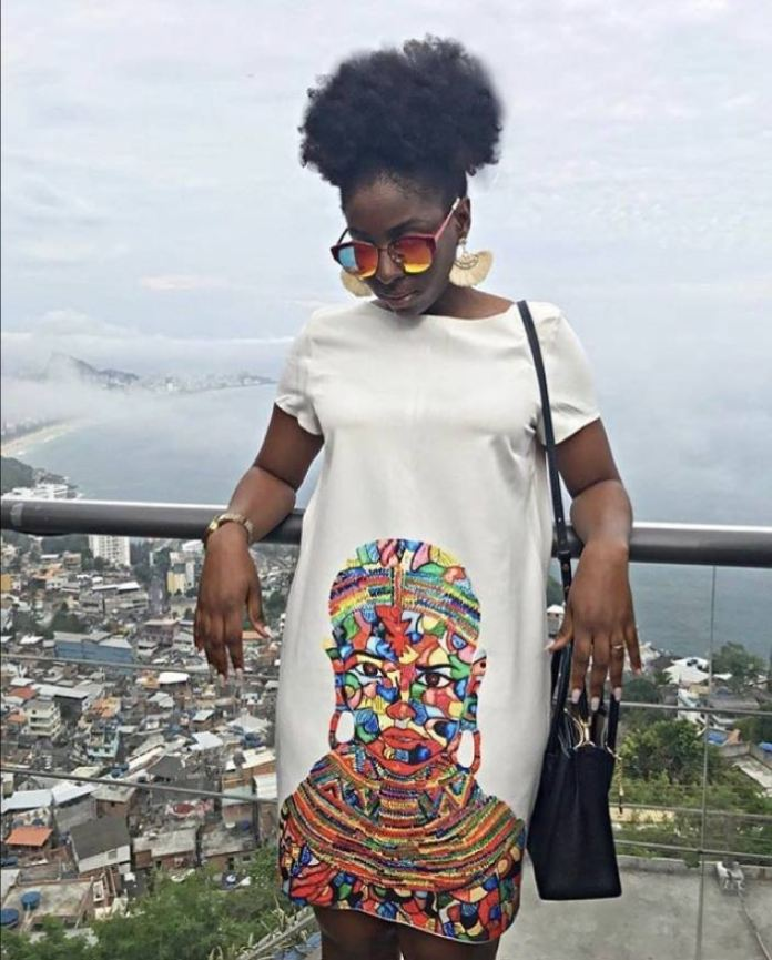 South African print styles