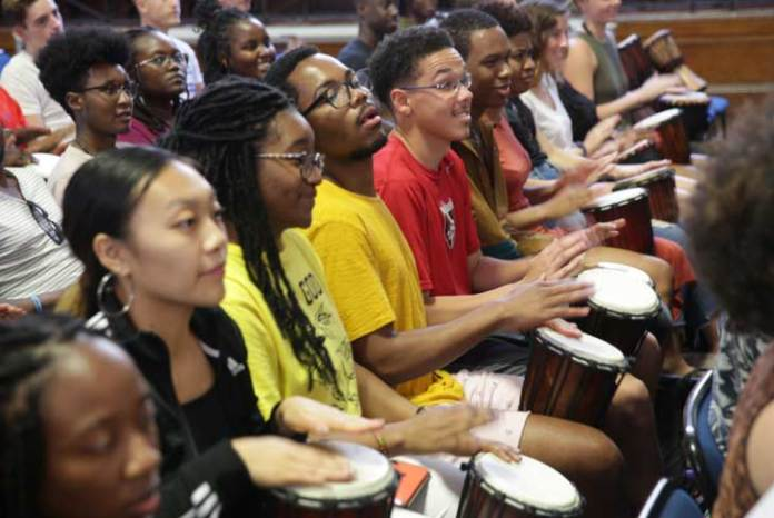 uct international students welcomed