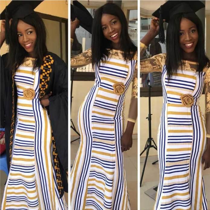 African dress Graduation