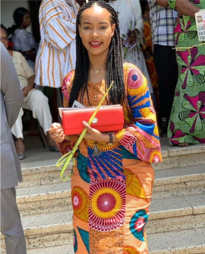 African dress style