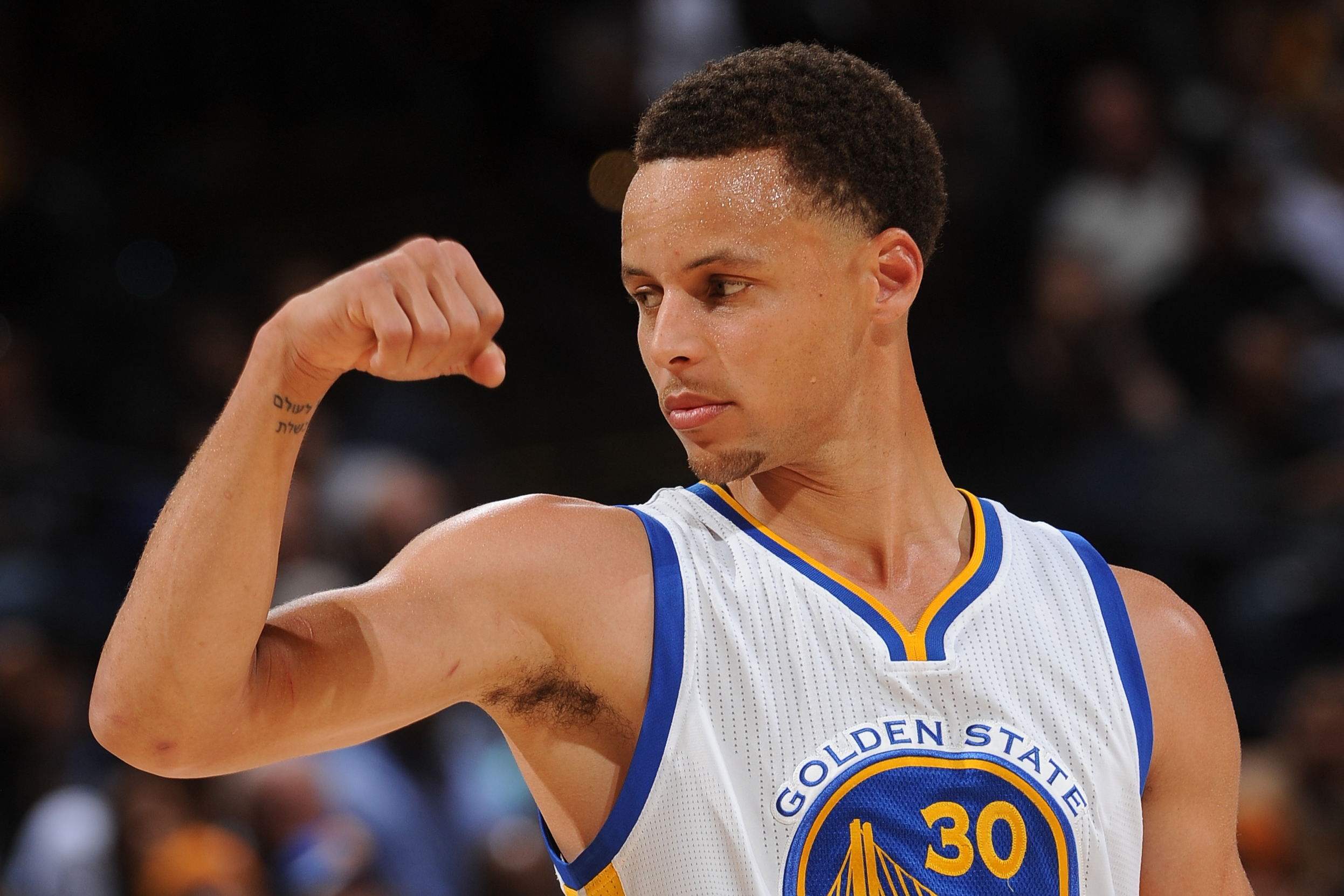 How Steph Curry Carries the Bible with Him On and Off the Court