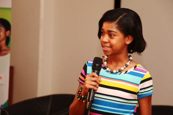 zuriel oduwole filmmaker advocate girl child