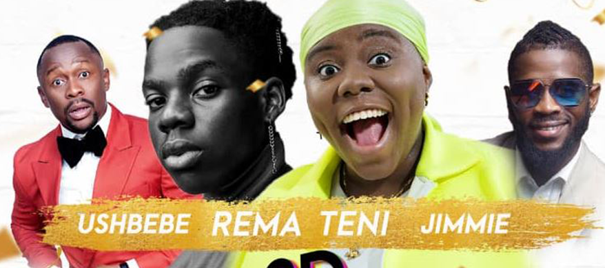 Banky W, Teni, Rema to thrill fans at the first Nigerian prom concert AfroProm