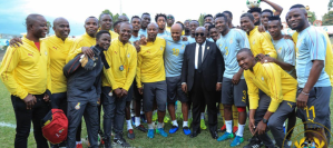 Ghanaian President Urges Black Stars To Win Nation's Cup