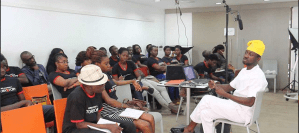 Lagos film academy set to train young filmmakers