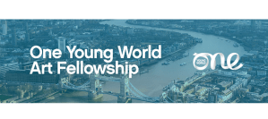 One Young World Art Fellowship 2019 Holds in London, France