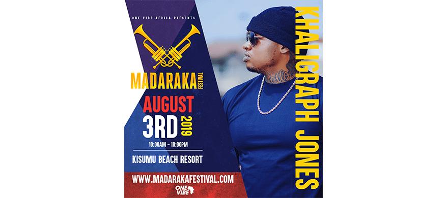 Bensoul, Eric Omondi, Khaligraph headlines the 5th edition of Madaraka Festival