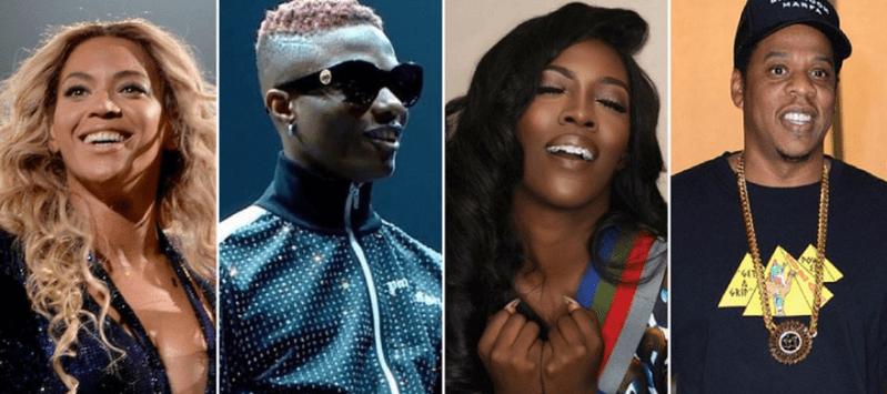 Beyoncé s Lion King The Gift Albulm Features six Nigerian Popstars