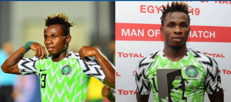 Chukwueze becomes fourth Nigerian to pick award in the ongoing competition
