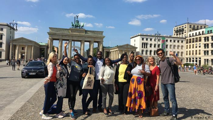 African dynamic career women in Germany unite