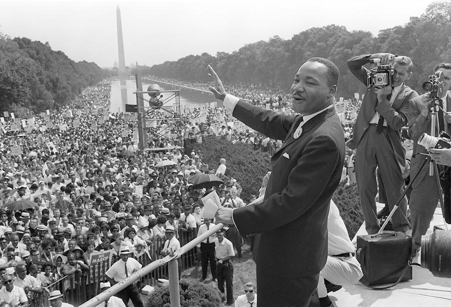 Exhibition to Honor Martin Luther King Jr. Opens Sept 28 in Stockholm