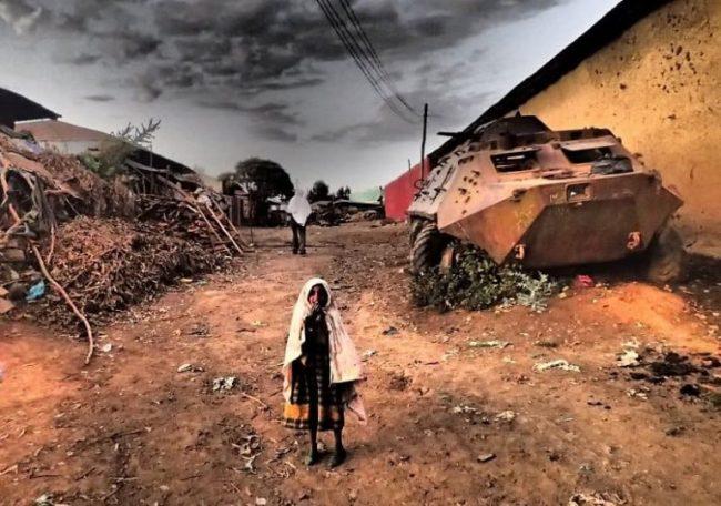 15-Year Mozambique civil war