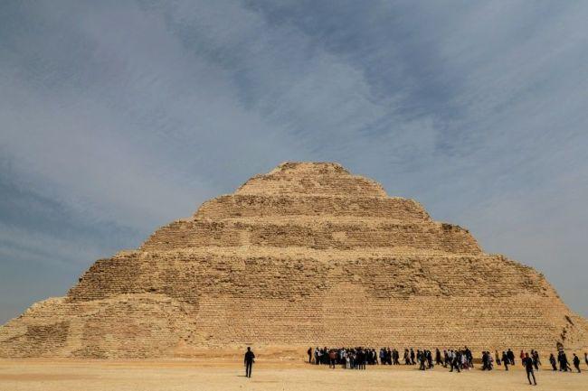 oldest pyramid