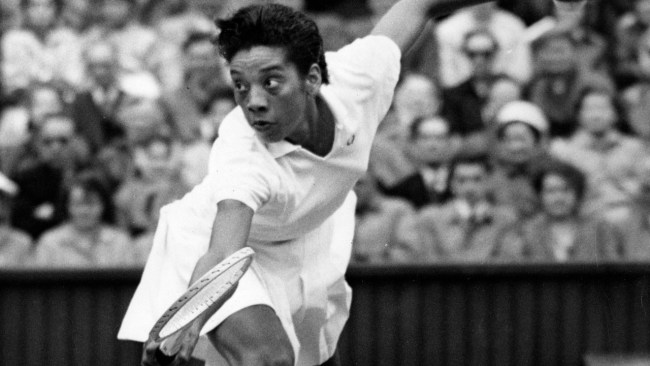 August 25 Althea Gibson