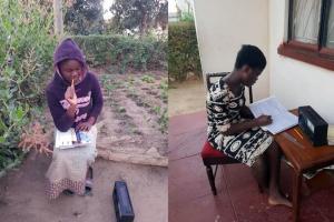 Zambia Distance Learning Covid19