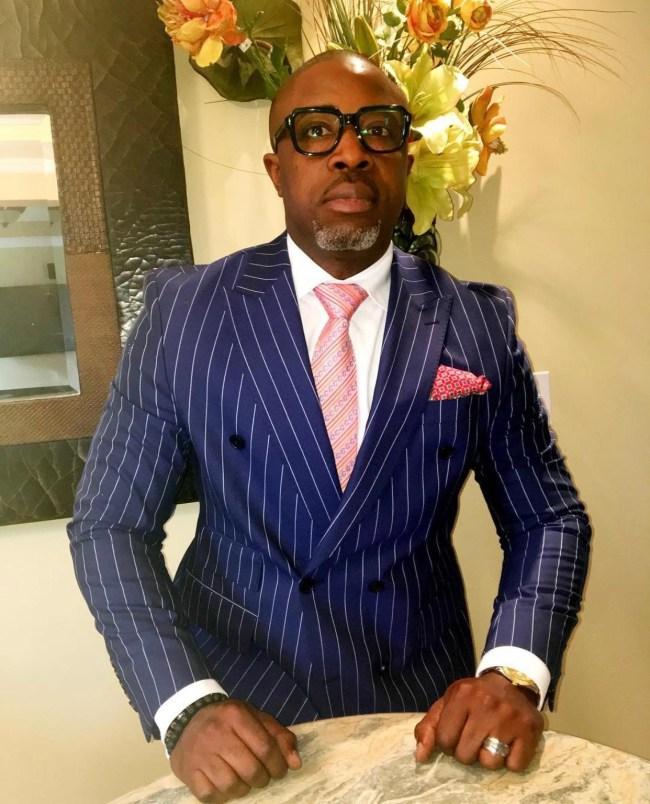 Olumuyiwa Fasoranti, a fashion label founder in Canada