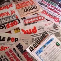 Sénégal : La presse nationale commente les résultats des élections locales du 29 juin 2014