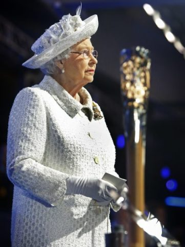 Britain Scotland Queen