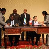 Coopération Sud-Sud: Signature de six accords de coopération entre la Tunisie et le Gabon