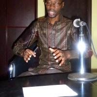 Interview : Tahéruka Shabazz, jeune intellectuel panafricain et candidat aux prochaines élections présidentielles centrafricaines lance un message fort depuis Dakar au Sénégal