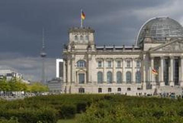 Deutscher Reichstag, Berlin