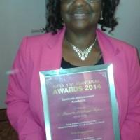 Allemagne-Sénégal: Dr. Pierrette Herzberger-Fofana, lauréate du  Prix de la Femme Africaine 2014