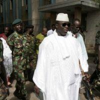 En Gambie, le palais présidentiel attaqué en l'absence du chef de l'Etat
