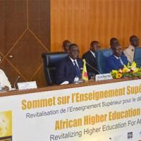 Enseignement supérieur et recherche en Afrique : Macky Sall appelle à l'édification d'un espace commun