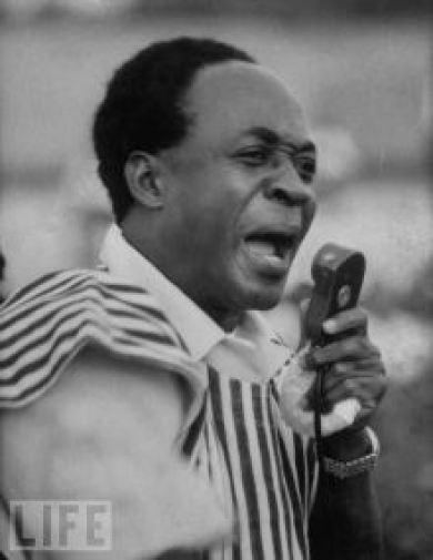Kwame-N'krumah