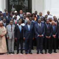 Sénégal: léger réaménagement du Gouvernement