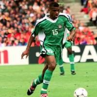 Football: Sunday Oliseh nouveau sélectionneur du Nigeria