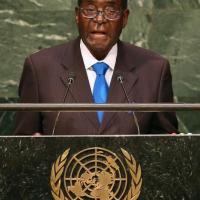 """Discours aux Nations-Unies : """"Nous ne sommes pas des gays"""" lance Mugabe à la tribune de l'Onu"""