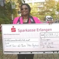 """Allemagne-Sénégal: Le lycée """"Ohm"""" d'Erlangen en Allemagne  danse pour Thiès Peykouk au Sénégal"""