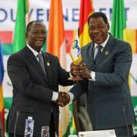UEMOA (Union Economique Monétaire Ouest Africaine) : Images de la 19ème Session Ordinaire de la Conférence des Chefs d'Etat et de Gouvernement — 2016
