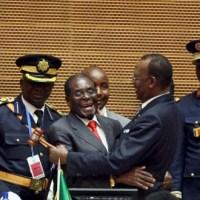 Sommet de l'UA – 30/01/2016 : Robert Mugabé se défoule sur l'Occident : A quoi veulent-ils nous aider ?
