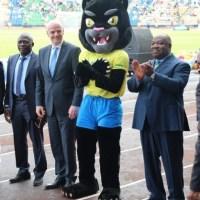 Football : Le Gabon dévoile la mascotte officielle de la 31e Coupe d'Afrique des Nations