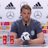 Football-Euro 2016 : Les Allemands trépignent d'impatience