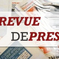 Senegal : Revue de Press du Mercredi 31 AOUT 2016