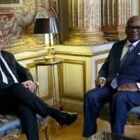 France – Mali : Entretien avec M Ibrahim Boubacar KEÏTA Président de la République du Mali