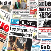 Senegal : Revue de Press du Vendredi 24 Mars 2017