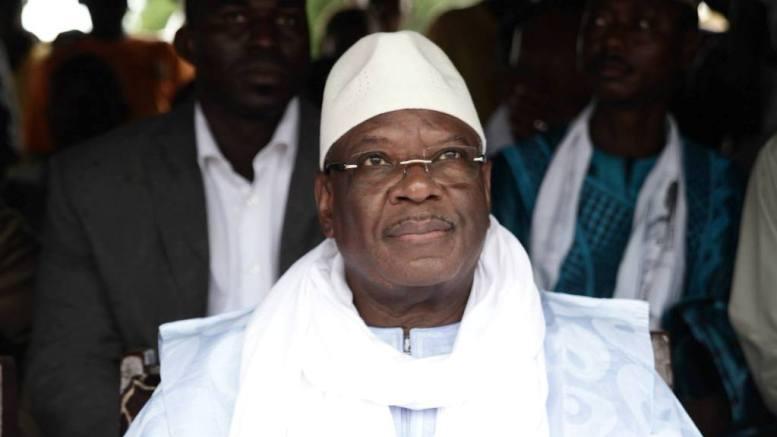Ibrahim Boubacar Keïta et la situation au Golfe