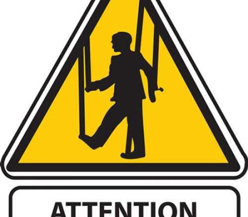 Attention chantage