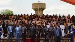 indépendance du Tchad