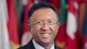 Le président de Madagascar Hery Rajaonarimampianina