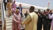 Le Roi Mohammed VI au Sénégal