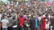 Le meeting de l'opposition à Yopougon