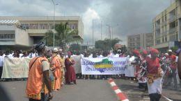manifestants