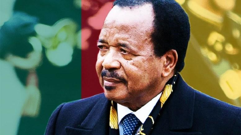 Paul Biya tension du Cameroun